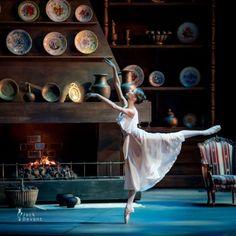"Anastasia Soboleva Анастасия Соболева as ""Cinderella"" and Viktor Lebedev Виктор Лебедев as ""Prince"", <a href=""https://www.mikhailovsky.ru/en/afisha/repertoire/cinderella_ballet/"">""Cinderella""</a> choreography by Rostislav Zakharov and Mikhail Messere, libretto by Nikolay Volkov Николай Волков based on the fairytale of the same name by Charles Perrault, music by Sergey Prokofiev Сергей Прокофьев, Mikhailovsky Ballet Михайловский театр - Photographer Jack Devant"