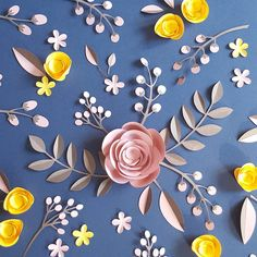 papercut #paperflowers #magalifournierArt, Ideas, Nature, HomeMore Pins Like This At FOSTERGINGER @ Pinterest