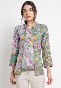 model baju batik couple multazam kombinasi jual  6f58e68301