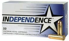 Federal Independence Centerfire Handgun Ammo is manufactured using modern processes and components that yield a quality product ideal for target practice and recreational shooting. Percussion, Doomsday Survival, Food Pack, Lower Your Cholesterol, Emergency Food, Living Off The Land, All You Can, Survival Knife, Self Defense