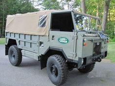 1976 Land Rover 101 Forward Control