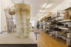Installation view KUB Collection Showcase Architectural Models Peter Zumthor. Photo: Markus Tretter © Kunsthaus Bregenz.