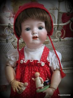 Puppenkontor: Süße kleine Melitta