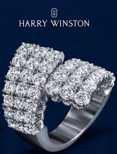 Harry Winston @}-,-;—