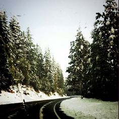 Mt. Ashland, Oregon