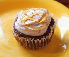 Crustless pumpkin pie! Nutrition With Topping: 68 Calories, 9 g Carbs, 2 g Fat, 6 g Protein 4.5 g Protein, 4.2 g Sugar