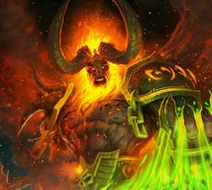 48 Best Sargeras Images In 2019 World Of Warcraft