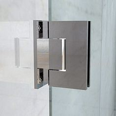 650 x Single Door Panel Frameless Shower Bath Screen in Australia Bathroom Hooks, Bathroom Medicine Cabinet, Bath Shower Screens, Frameless Shower, Single Doors, Panel Doors, Wall Mount, Australia, Wall Installation