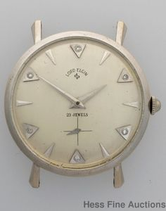 vintage genuine elgin sportsman 720 17j mens wrist watch running details about vintage 14k white gold diamond lord elgin retro deco 21j mens wrist watch