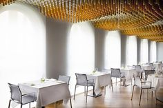 Ametsa with Arzak Instruction at The Halkin by COMO, London http://www.dnahotels.com/hotel/england/greater-london/london/the-halkin-by-como