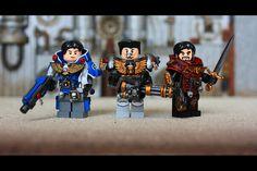 More Warhammer Lego inspiration