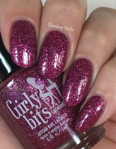 ehmkay nails: Girly Bits What Really Happened in Vegas: I Do What I Want and Personal Hotspot