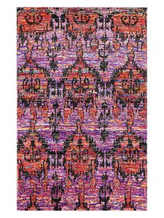 Carleen Hand-Knotted Rug from Up to 75% Off: nuLOOM Contemporary Rugs on Gilt