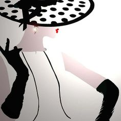 chanel fashion illustration fashion-illustration
