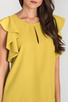 Cute Blouses for Women, Fall Fashion, Clothes for Work, Work Chic – Morning Lavender I love the style of this shirt with the flattering sleeve. Fashion For Petite Women, Womens Fashion For Work, Cute Blouses, Blouses For Women, Women's Blouses, Work Chic, Cute Tops, Fashion Dresses, Fashion Clothes