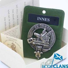 Clan Ramsay Clan Crest Badge | Scottish Clan Crest Jewellery