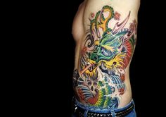 Ben Alvarez - Done Rite Tattoos