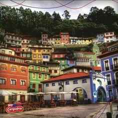 Cudillero (Asturias - España)
