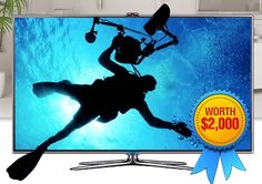 Win a Samsung 3D TV