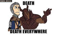 Dark Souls jokes :: games / funny pictures  best jokes: comics, images, video, humor, gif animation - i lol'd