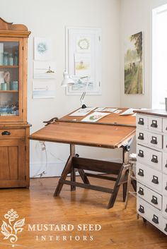 1000 images about the studio on pinterest artist - Mustard seed interiors ...