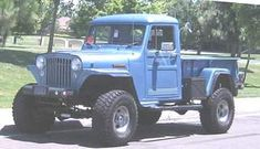 I love this old jeep photo.