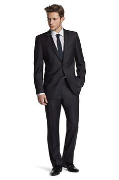 9f6d4bfabc2 Business suit for  career fair or  interviews. Mens Business Professional