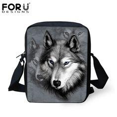 $8.39 (Buy here: https://alitems.com/g/1e8d114494ebda23ff8b16525dc3e8/?i=5&ulp=https%3A%2F%2Fwww.aliexpress.com%2Fitem%2FBrand-Designer-Men-Messenger-Bags-Cool-Animals-Wolf-Shoulder-Bag-3D-Pet-Husky-Dog-Printed-Crossbody%2F32588597820.html ) FORUDESIGNS Men Messenger Bags Cool Animals Wolf Shoulder Bag 3D Pet Husky Dog Printed Crossbody Bag Men's Travel Bag Handbag for just $8.39