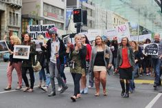 New Zealanders Push For Ban On Sale Of Ivory (July 2014)