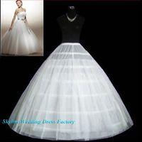 Doprava zdarma Levný 6 Hoop Svatební šaty svatební šaty Spodnička Spodnička Elegantní Krinolína