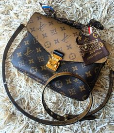 My New LV Collection for Louis Vuit - LV Pochette - Latest and trending LV Pochette. - My New LV Collection for Louis Vuitton. Pochette Louis Vuitton, Louis Vuitton Handbags, Louis Vuitton Monogram, Lv Pochette, Gucci Handbags, Purses And Handbags, Designer Handbags, Designer Purses, Tote Handbags