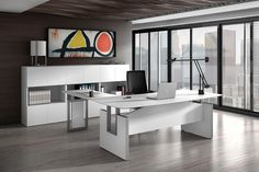 Tips for choosing office furniture Garden Furniture, Office Furniture, Office Decor, Best Office Chair, Buy Office, Large Desk, Meeting Table, Office Accessories, Cool Lighting