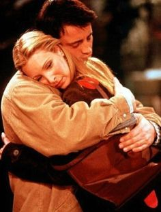 Joey Tribbiani and Phoebe Buffay. Not gonna lie, I shipped these two a lot! Friends Show, Friends 1994, Friends Phoebe, Serie Friends, Friends Cast, Friends Moments, Friends Forever, Friends In Love, Friends Joey And Rachel