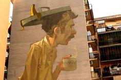 Gwen Stacy - A Street Art Documentary - Art People Gallery Gwen Stacy, Documentaries, Street Art, Artsy, Urban, Gallery, People, Painting, Paintings