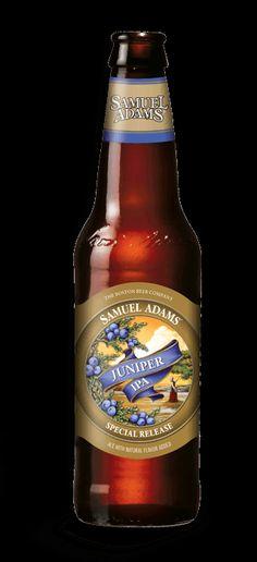 #113 Sam Adams Juniper IPA - Boston Brewing Company