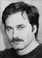 Vintage photo of Portrait of Franco Nero. -