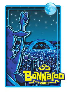 bonnaroo artwork