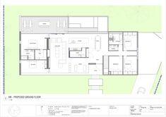 Wildcoast,Ground Floor Plan