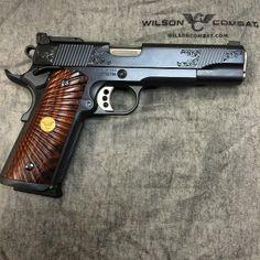 ❦ Wilson Combat custom 9mm #1911