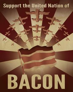 Aaron Wood Bacon...LOL