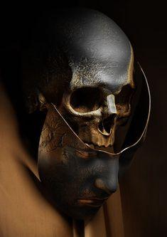 Skull Reference, Skeleton Anatomy, Skull Sleeve, Circus Art, Skull Island, Dark Art Drawings, Dark Photography, Skull Design, Skull Tattoos