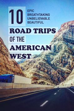 Road tripping across America can be the best way to experience the epic National Parks and diverse cities.