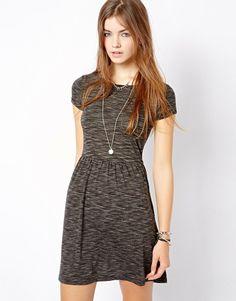 New Look | New Look Slub T-Shirt Dress at ASOS