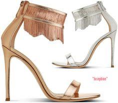 Gianvito Rossi Spring 2014 Collection - ShoeRazzi