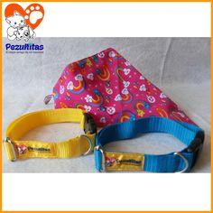 Un look divertido y fashion, incluye pañoleta doble uso para perritas. Pedidos al ws 0992208343
