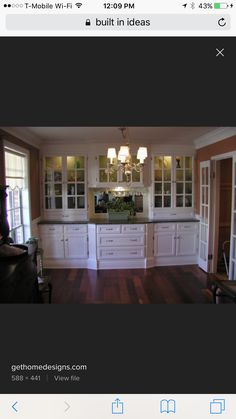 21 Dining Room Built-In Cabinets and Storage Design | Decor ... on
