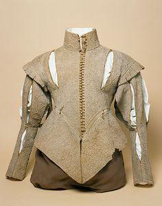 Doublet ca. 1623-1630 via Manchester City Galleries