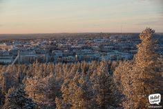 Real winter has finally come to Rovaniemi! November 2013, Arctic, Finland, San Francisco Skyline, New York Skyline, City Photo, Magic, Spaces, Landscape