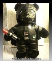 Darth Vader Dimples Teddy  Build A Bear