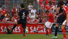 2013/07/14 SL Benfica 3-3 G. de Bordeaux